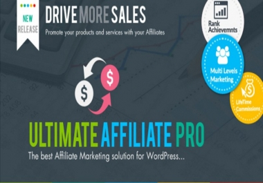 I need a Plugin Developer to Customize Ultimate Affiliate Pro Plugin