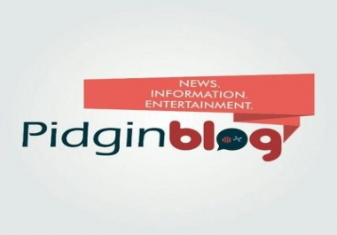 SEO Package of a Blog Based in Pidgin