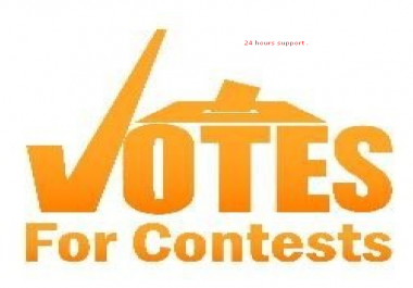 110 Promote Up Online Contest Votes first