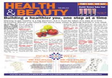 Health and Fitness article writing