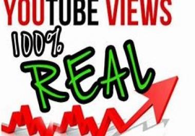 5000 video views non drop