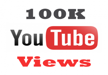 100,000 Youtube Views Non Drop
