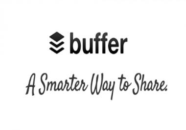 60 Buffer share signals for 6 urls