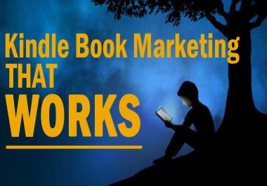Kindle ebook marketer