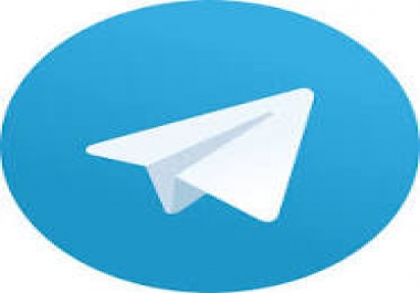 Telegram Help 50K members