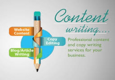 I provide you 1000 words a best content article for 5