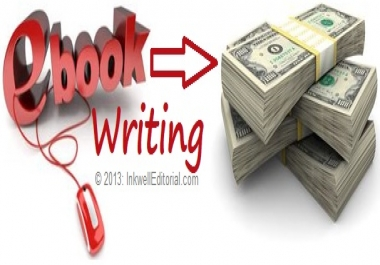 I provide you a best Ebook writing 1000 words