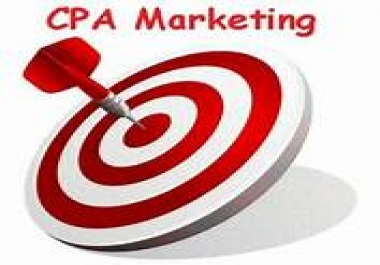 Cpa email Submit Campaign