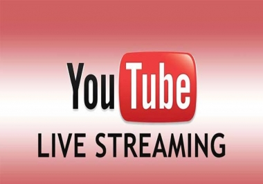 Livestream Audience You Tube
