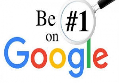 Site on 1st page google
