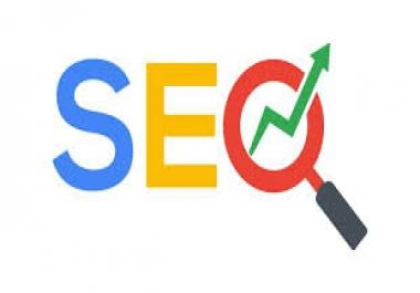 Rank a site on google
