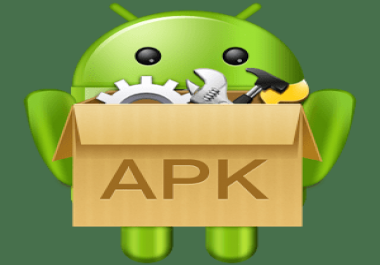 make android google play apk