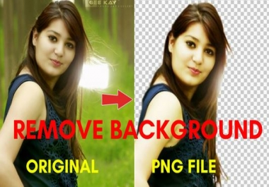 Photo Remove Background Any Photo. For your Business