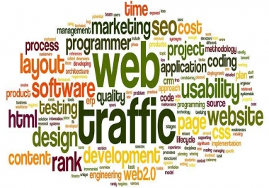need 10k daily social traffic to my site.