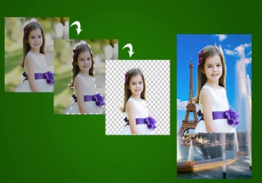 provide 10 photo editing in
