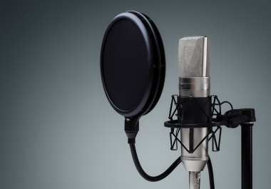 5 to 10 minute voice over - Female English US or UK Native Speaking Samples Required