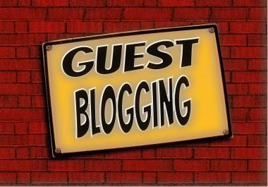 I need Pakistani Guest post website