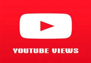 i need youtube videos views