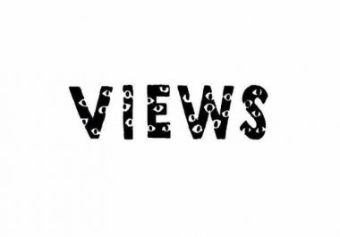 YouTube video views 3000 at 1 video total video 50x3000 150k views