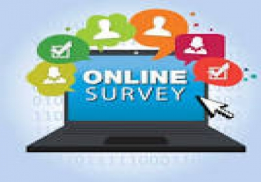 Need only 20 survey a site with email from USA country only