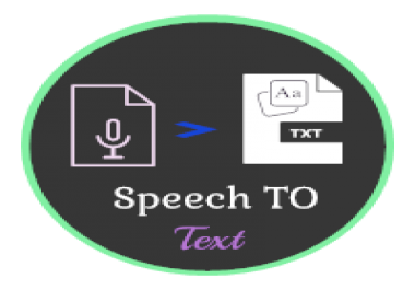 Audio Transcription Speech TO Text audio per/min