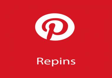Need 10,000 Pinterest Repins