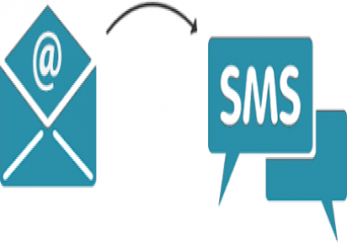 Simple email-to-sms Bot