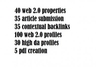 SEO Backlink for website