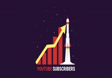 500 Youtube NON DROP Sub