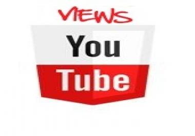 I need youtube views