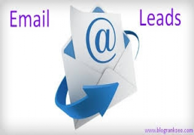 E-mail leads that are active