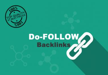 Need 70 DA50+ Dofollow Google Indexable Backlink