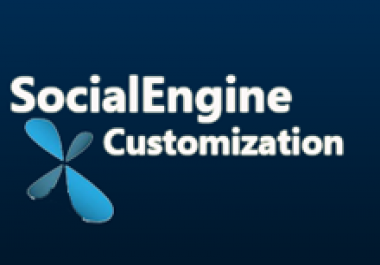 SocialEngine Customization