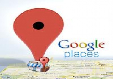 Sweden & register Google places
