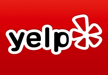 need yelp review service