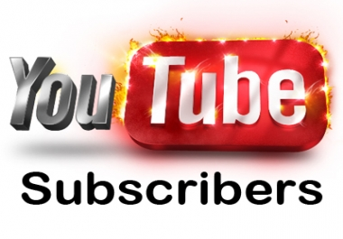 Need YouTube Subscribers at least 1,000 subs an order
