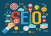 SEO campaign For Top 10 in Google