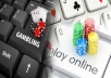 Will Shoot Your Gaming Casino Game Gambling Website Traffic Top 2 Page On Google Ranking 3 Keywords