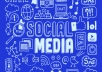 600 PR9 Social Signals from the No.1 Social Media website