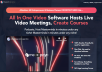 meetzippy the best could based video creation software