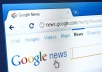 Publish Your Press Release on the Google News Section