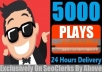Start Instant 5000 Play In Your Music Track