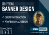 5 Animated or Static Web Banners
