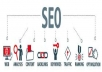 I will 40 SEO backlinks white hat manual link building service for top ranking