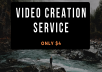 Best Video Creation Service - Quality YouTube Content