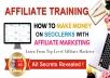 Advanced Seoclerks Affiliate Coaching Course With Free Bonuses