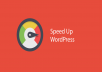 Optimize Wordpress Website Speed Test