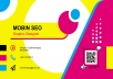 Design an exceptional and great looking Business Card