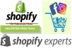 Create Unlimited Shopify Trial until you make your first 50sales