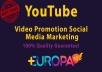 YouTube Video Marketing Guarantee!